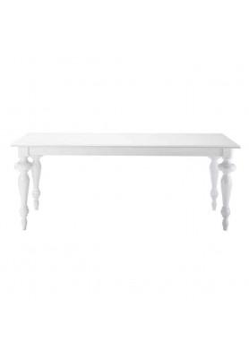 Barocco Torna Beyaz Masa