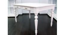 Çekmeceli Torna Ayaklı Masa