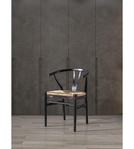 Gazon Siyah Sandalye