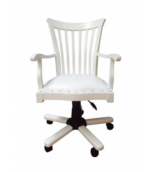 Kavita Döner Sandalye Beyaz