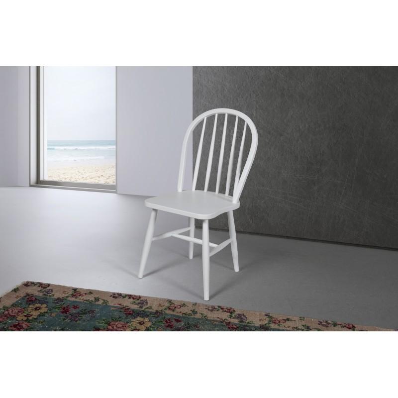 Miranda Beyaz Sandalye