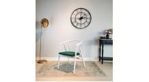 Rizoma Sandalye Beyaz - Yeşil