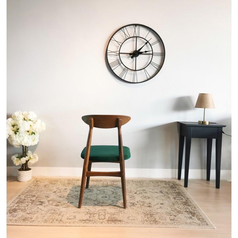 Vita Sandalye Ceviz - Yeşil