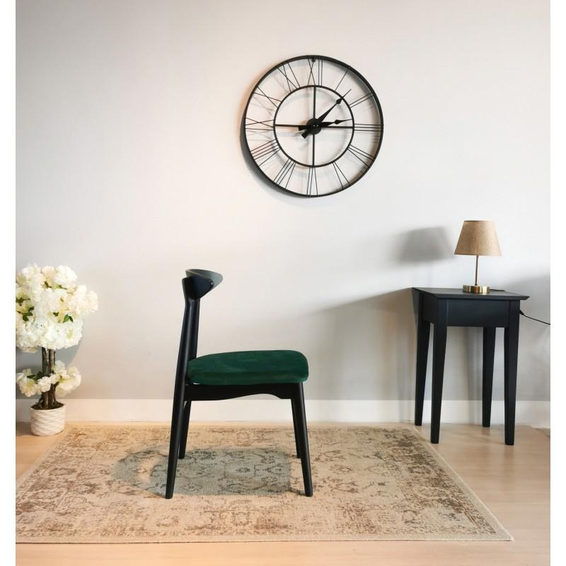 Vita Sandalye Siyah - Yeşil