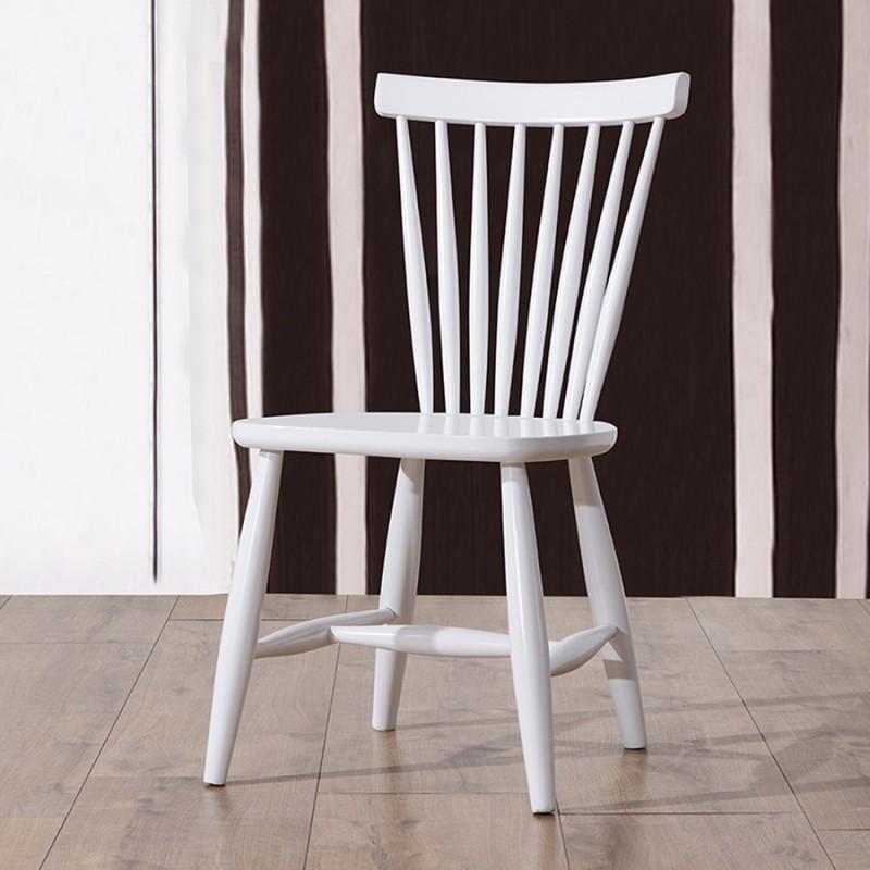 Nelson Masa Takımı - Ceviz / Beyaz