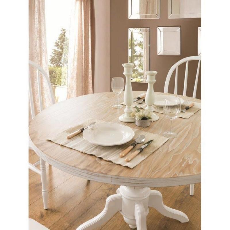 Tondo Masa Beyaz