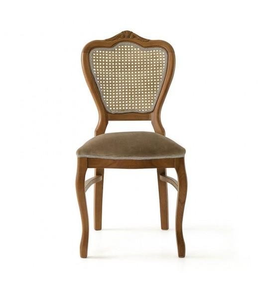 Brest Hasırlı Sandalye
