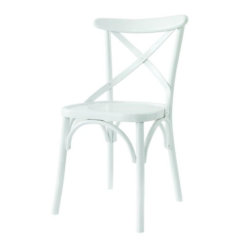 Vapore Beyaz Thonet Sandalye