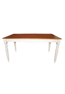 Royal Masif Beyaz Masa